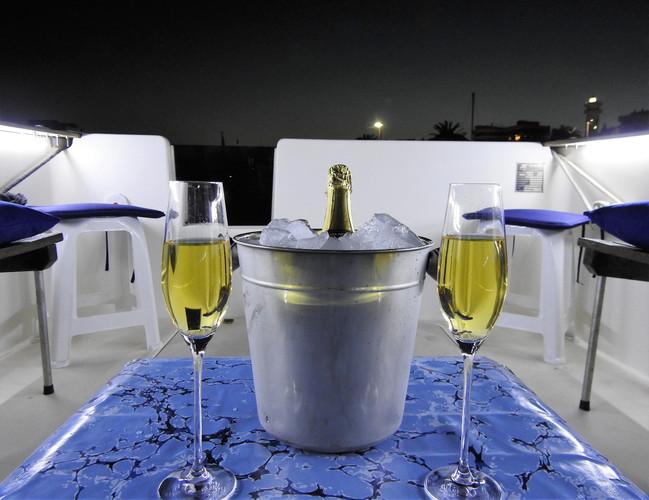 Boat Trip Champagne _ Casa De Marbella