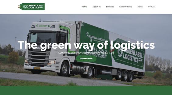 www.greenlabellogistics.com