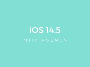 De nieuwe Apple update iOS 14.5...
