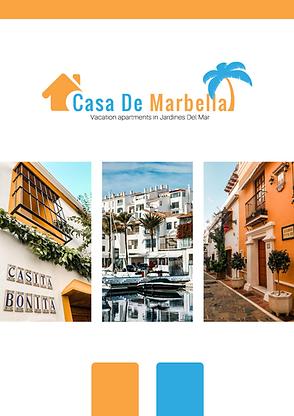 Branding card Casa De Marbella