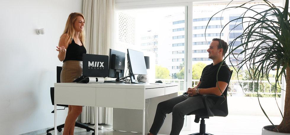 Banner - MIIX Agency - Kleine Bestandsgr