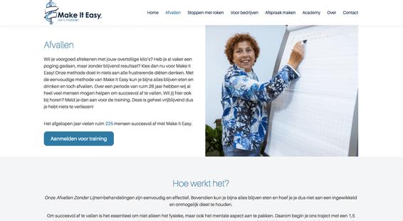 www.makeiteasy.nl