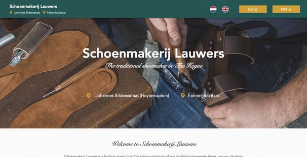 www.schoenmakerijlauwers.nl