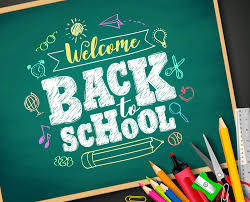 Back to School Sept 2019