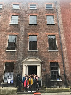 6th Class Visit to Henrietta Street, Tenement Museum.