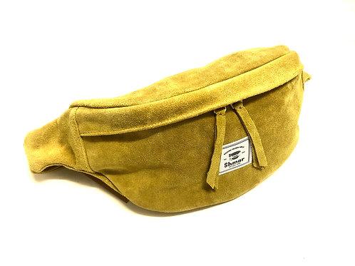 Suede Medium Body-bag Camel (Desert)
