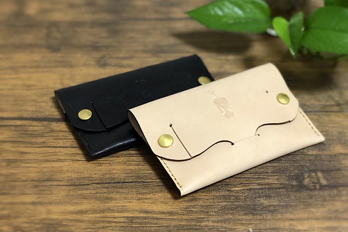 Leather Tissue Case (F)