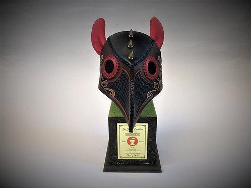"""1 Eye Debbit"" on the Mask"