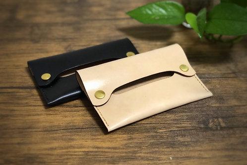 Leather Tissue Case