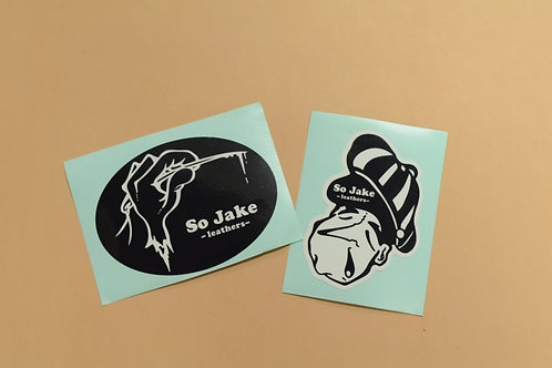 So Jake Stickers