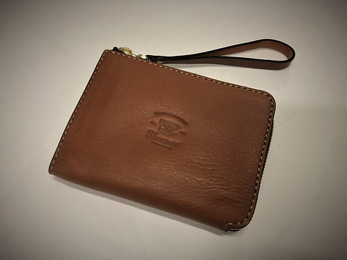CL-Wallet Light Brown (Decent)