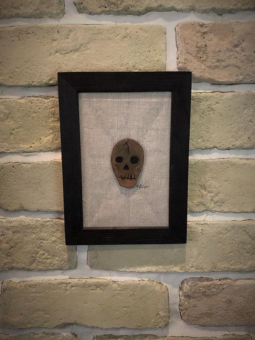 """So Jake Art Piece """"Skull"""""""