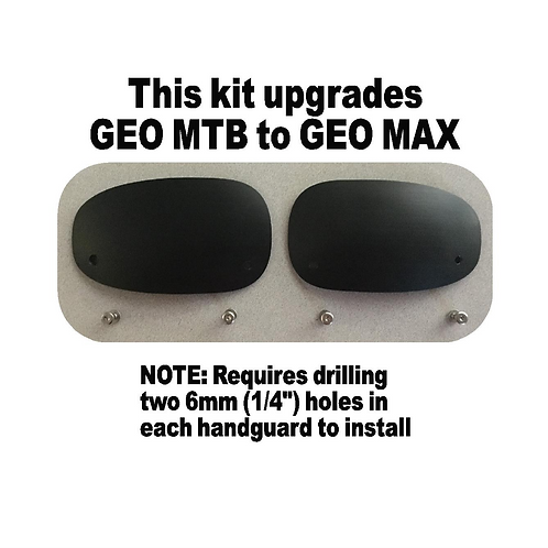 GEO MTB to MAX upgrade kit