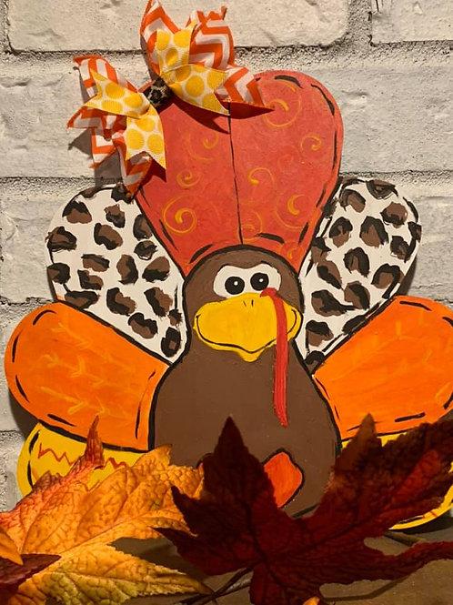 Stylin Turkey Paint Kit