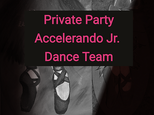 Accelerando Jr Dance Team