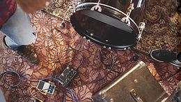 שיפוץ חדר מוזיקה