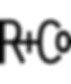 R+Co Logo - Red Rupunzel