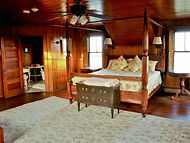 The Master Bedroom - The Avalon Inn on Cuttyhunk