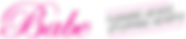 Babe Logo - Red Rupunzel