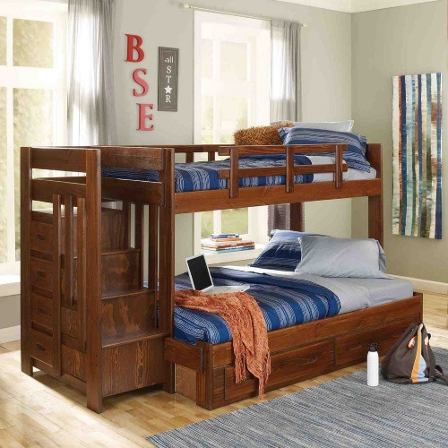 4473 woodcrest bunk bed