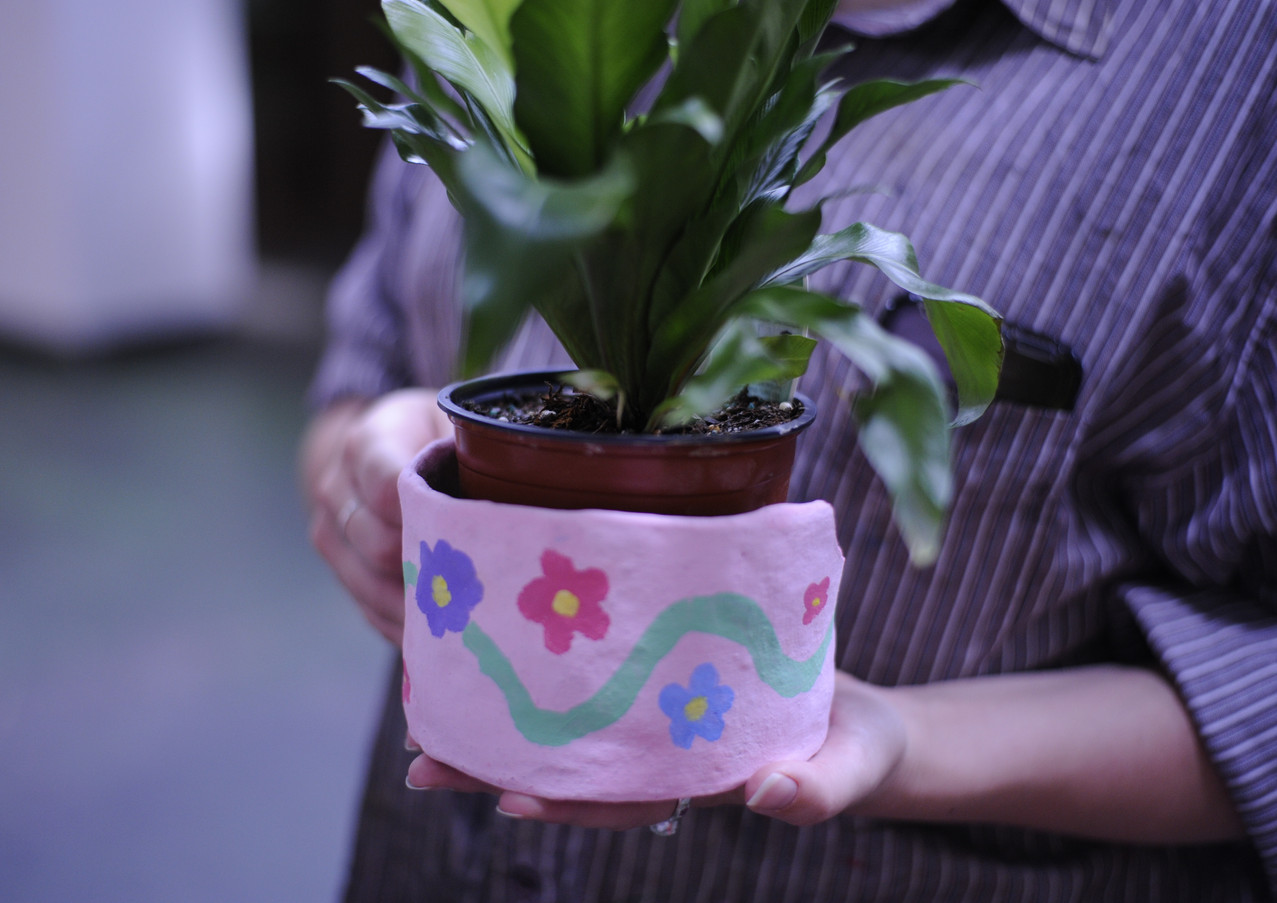 Make a Pot Plant Workshop