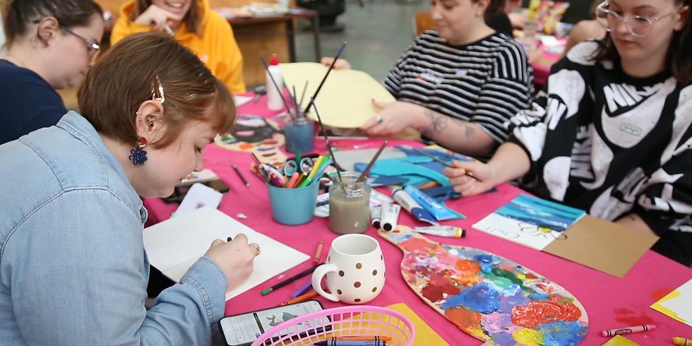Craft Workshop Voucher