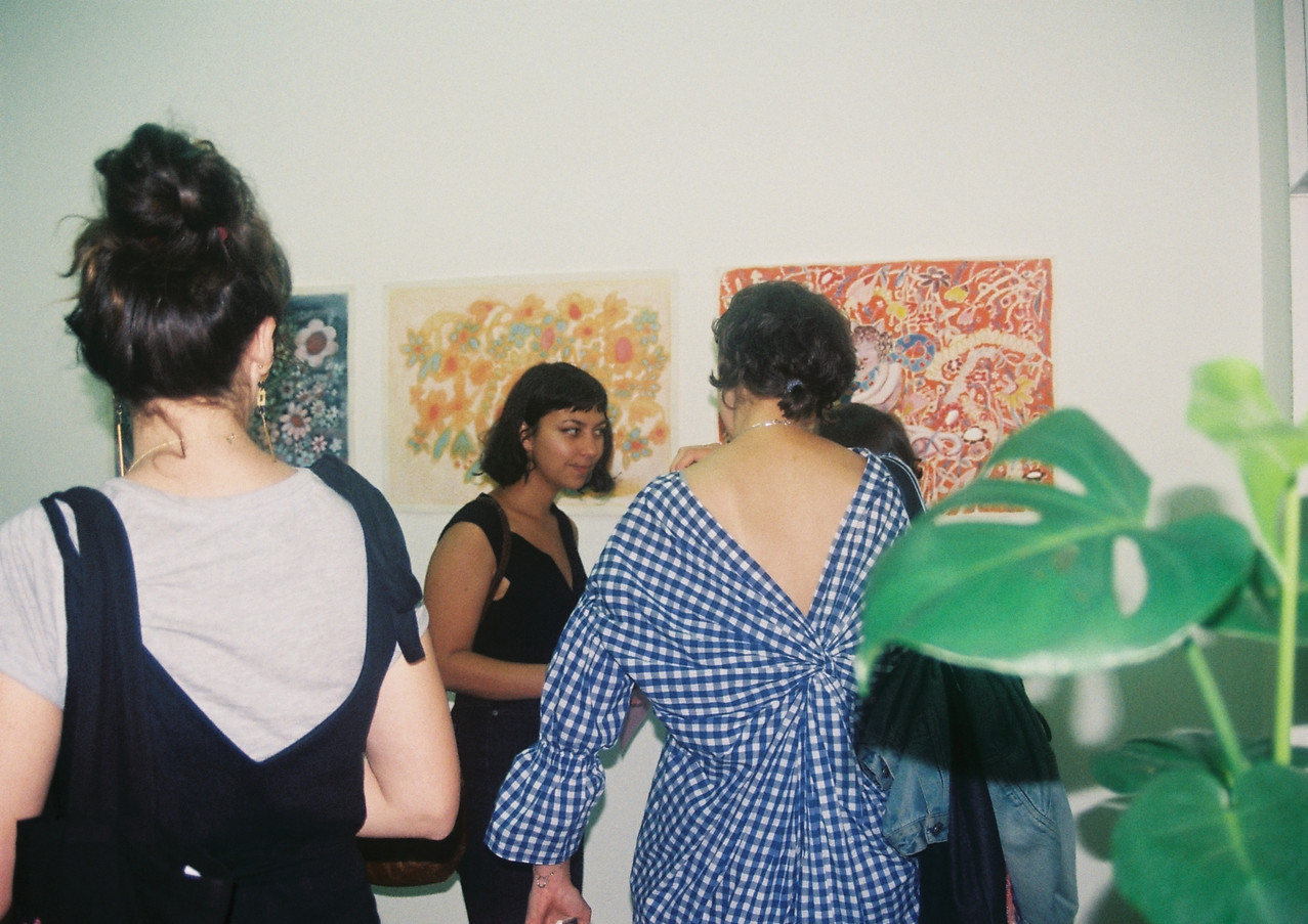 Speaking About Self Care Exhibition