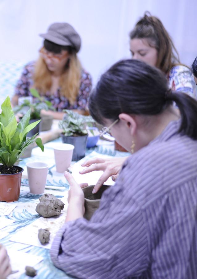 Make a Pot Plant Workshop