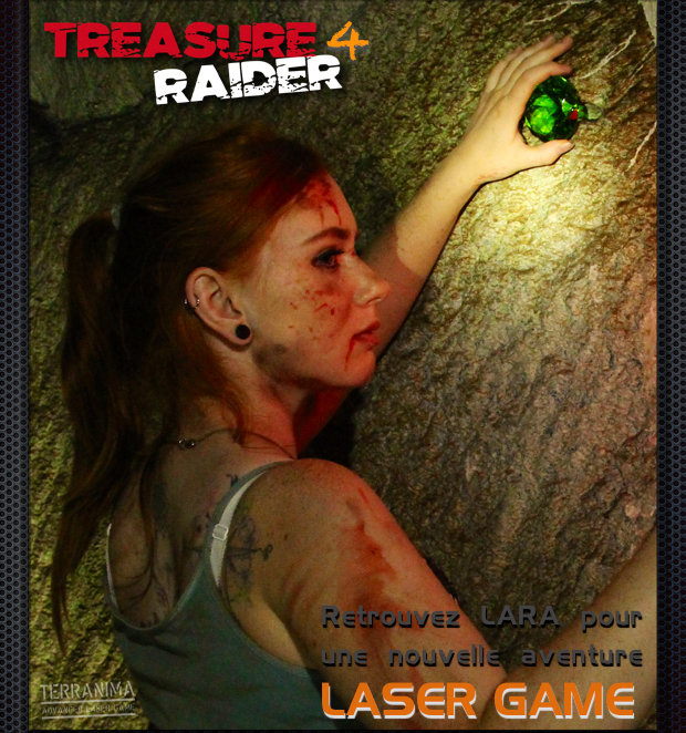 Underground Laser Game