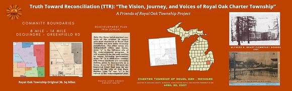 Truth Toward Reconciliation -Organization Supporter