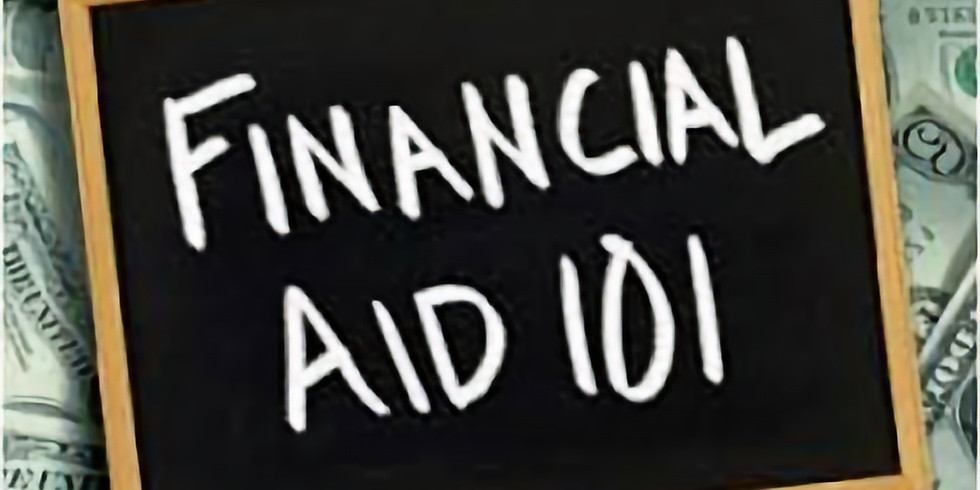 Financial Aid Application Assistance