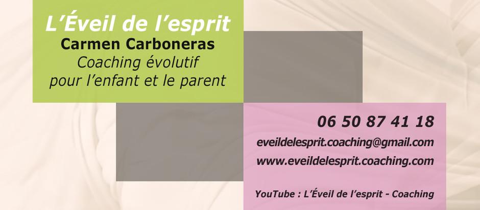 Présentation du coaching évolutif d'accompagnement pour l'enfant et le parent