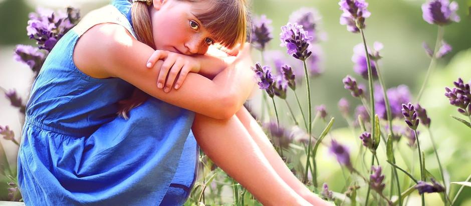 L'Éveil de l'enfant - Accompagnement de Lucile pour état dépressif et repli sur elle