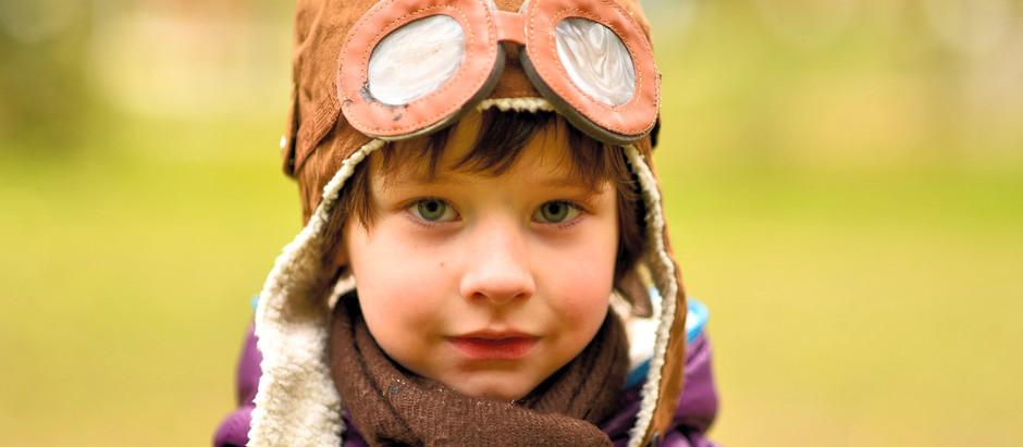 """L'Éveil du parent - Réfréner la créativité d'un enfant """"explorateur en herbe"""" est si vite arrivé"""