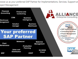Let us be your preferred SAP Partner