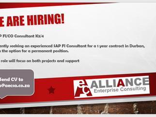 SAP FI / CO Consultant K3/4