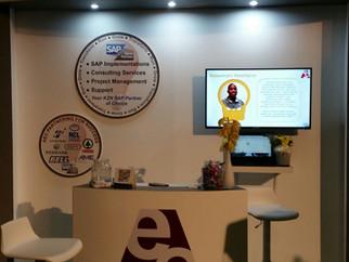 Proud AEC exhibitor of Saphila2017