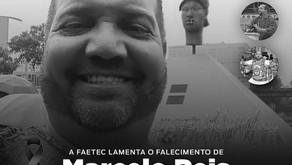 Nota de Pesar Professor Marcelo Reis (ETE Martins Pena)