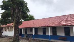 Prédio da Pré-Escola passa por reforma