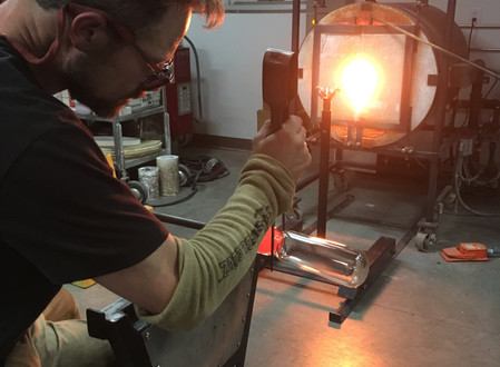 Learn to Blow Glass