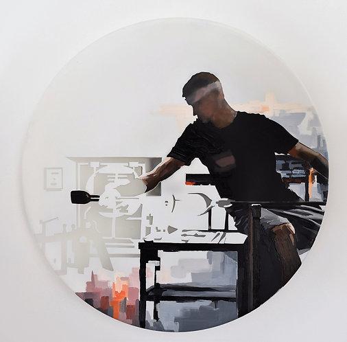 Self Portrait: Wingspan