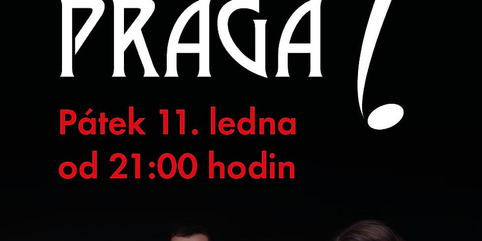 LadyPraga + Pakáš