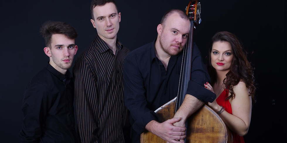 LadyPraga - DOKSY jazz club Píchlá nota