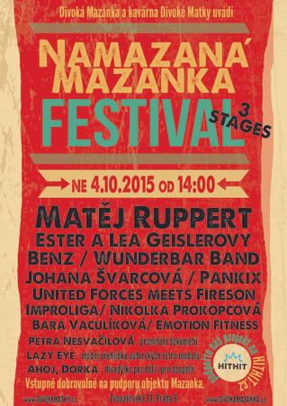 Festival Namazaná Mazanka