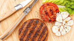 AMIDORI - Veggie Burger