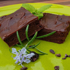 Brownies – glutenfrei und ohne Kristallzucker