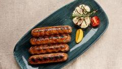 AMIDORI - Veggie Bratwurst