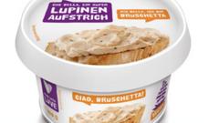 Made with Luve - Lupinen Aufstrich Bruscetta