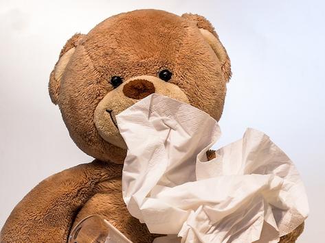 Grippe? NEIN DANKE