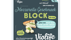 Violife - Block mit Mozzarella Geschmack